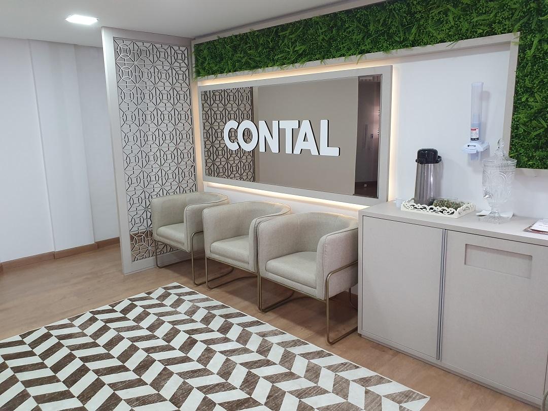 Contal Organização Contábil em novo endereço