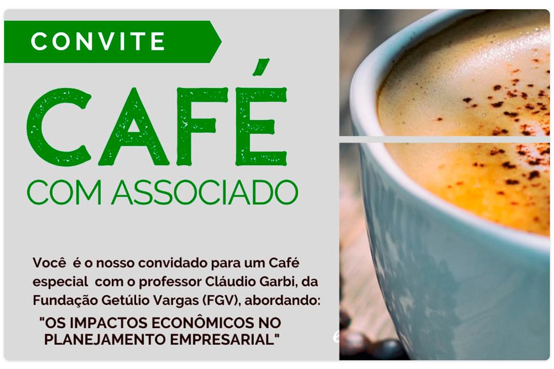 ACIAF realiza Café com Associado