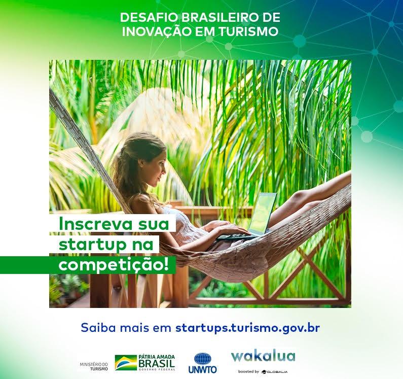 Desafio de Inovação vai selecionar projetos que visam melhorar a competitividade do turismo