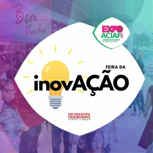 Feira da Inovação na ExpoACIAF 2021